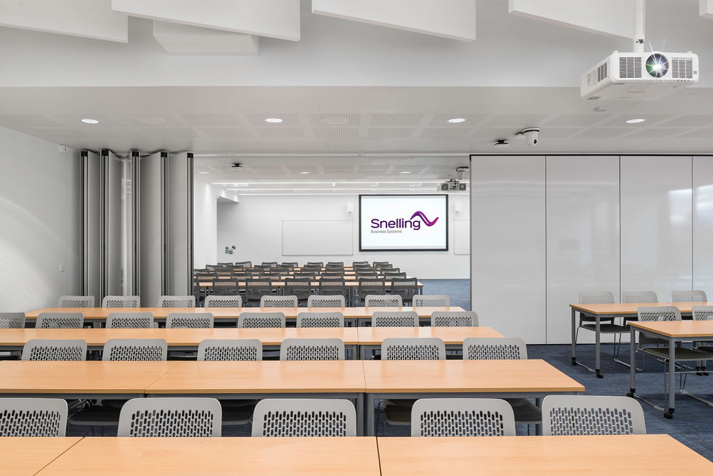 Audio Visual Integration - UEA Flexible Divisible Lecture Theatre