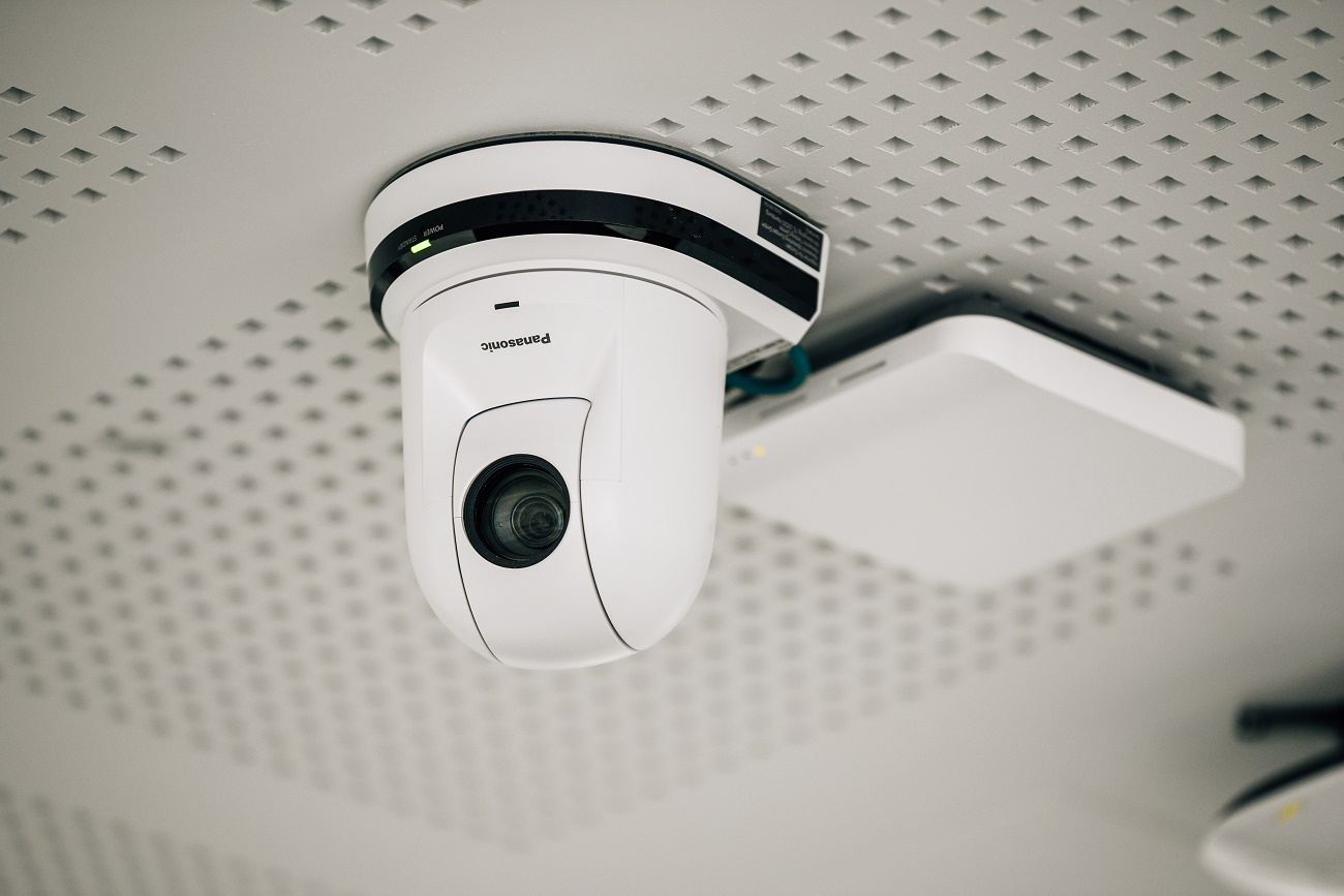 Lecture Capture PTZ Camera Installation - UEA Case Study