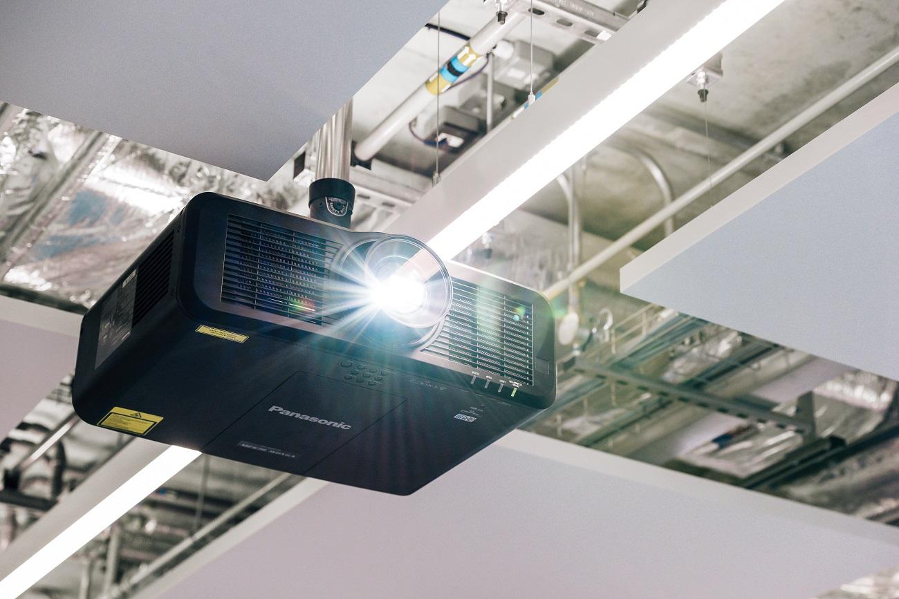 UEA Panasonic Projector Black - AV Case Study