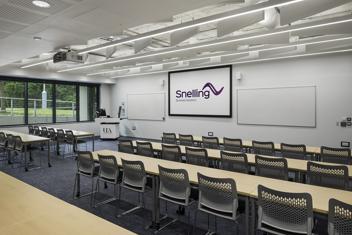 UEA Standard Classroom AV Equipment