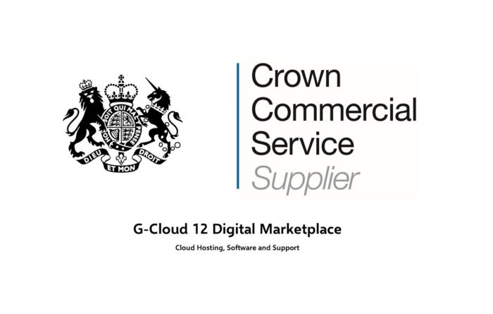 G-Cloud 12 Supplier Logo